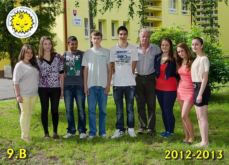 Práve prezeráte fotografiu z galérie: Absolventi našej školy 2012/2013