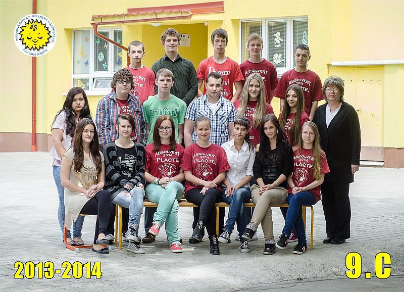 Práve prezeráte fotografiu z galérie: Absolventi našej školy 2013/2014