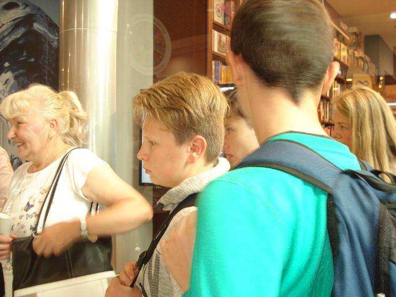Práve prezeráte fotografiu z galérie: Exkurzia do Košíc