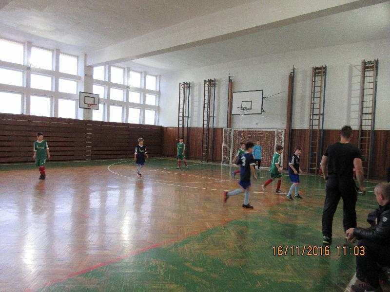 Práve prezeráte fotografiu z galérie: Futbalový turnaj o Putovný pohár riaditeľky školy v ZŠ P. Kellnera Hostinského