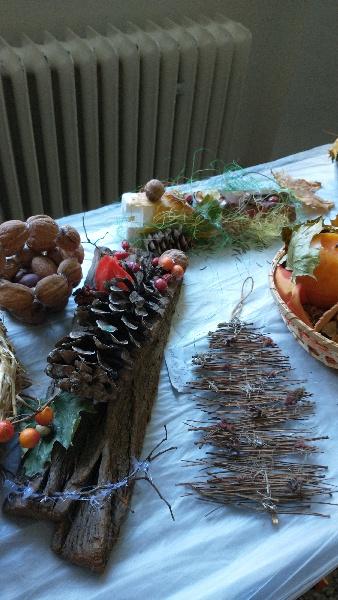 Práve prezeráte fotografiu z galérie: Výstava  plodov jesene