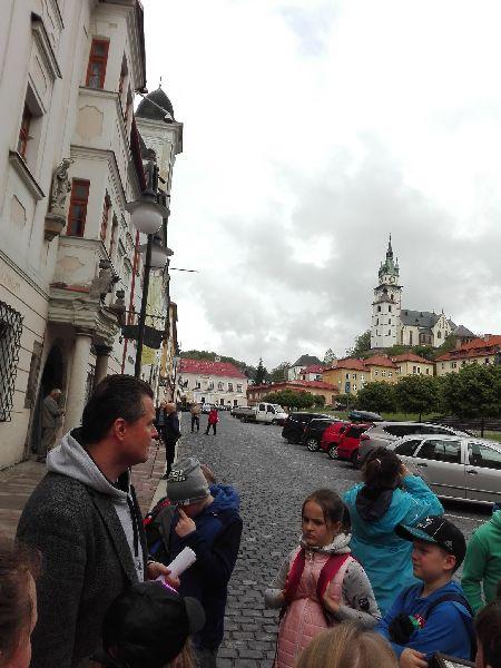 Práve prezeráte fotografiu z galérie: Spoznali sme Kremnicu ...