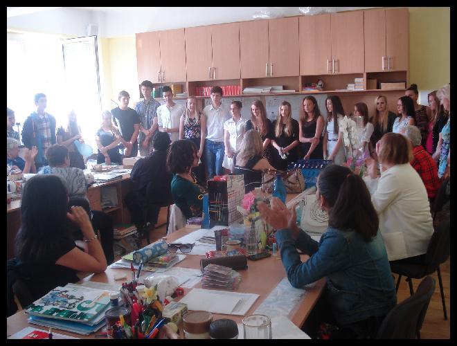 Práve prezeráte fotografiu z galérie: Koniec školského roka 2013/2014
