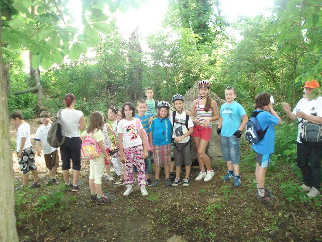 Práve prezeráte fotografiu z galérie: Projekt Zelená škola - Cykloturistika