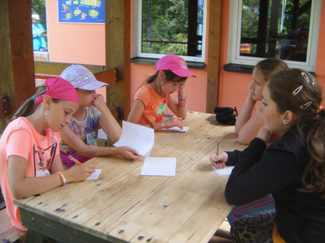 Práve prezeráte fotografiu z galérie: Škola v prírode