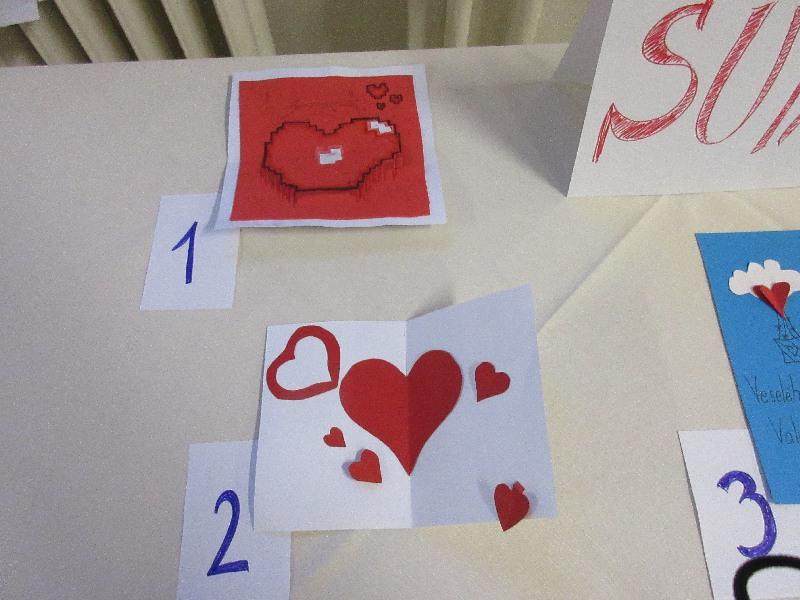 Práve prezeráte fotografiu z galérie: Deň svätého Valentína