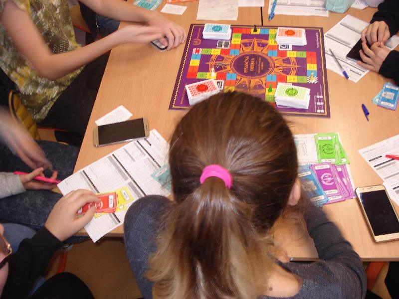 Práve prezeráte fotografiu z galérie: Deň finančnej gramotnosti